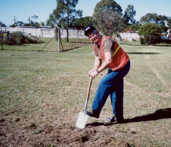 01 Turning the First Sod