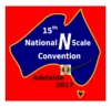 15th N Scale Convention - #2 Newsletter