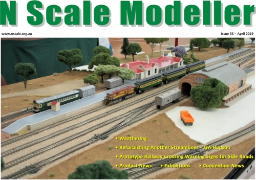 N Scale Modeller issue 35 is now available