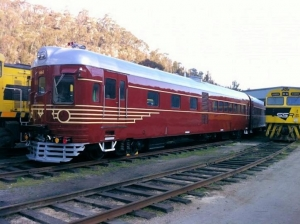 New Byron Train Currently in Lithgow