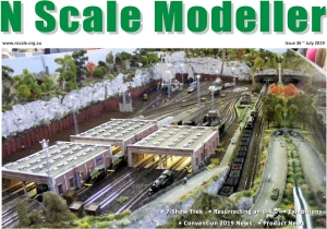 N Scale Modeller issue 36 is now available