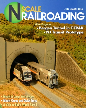 N Scale Railroading Magazine issue 118
