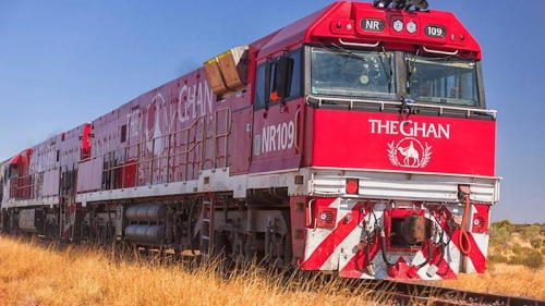 Never Been on the Ghan?