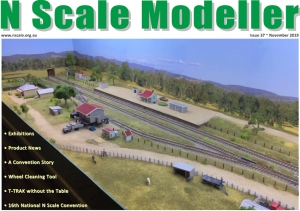 N Scale Modeller issue 37 is now available