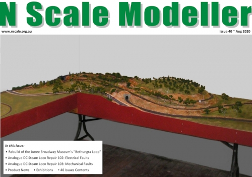 N Scale Modeller issue 40 is now available