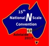 15th N Scale Convention - #3 Newsletter