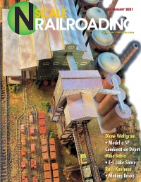 N Scale Railroading Magazine issue 128
