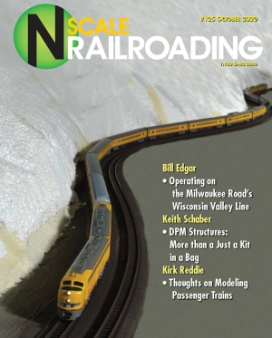 N Scale Railroading Magazine issue 125