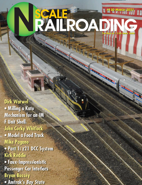 N Scale Railroading Magazine issue 130