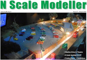 "Issue 27 of ""N Scale Modeller"""