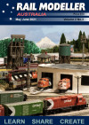 May/June Issue of Rail Modeller Australia is now Available