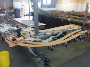 New N Scale Layout