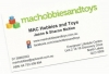 "Check it out a new shop, ""MAC Hobbies and Toys"""