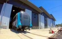 Sydney's new Fleet of Driverless Trains Unveiled
