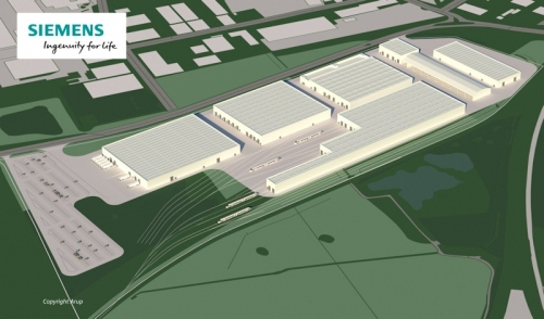 New Siemens Rail factory plans hope to spark a new UK Rail Industrial Revolution!