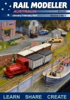 January Issue of Rail Modeller Australia is now Available
