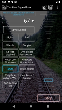 New Version of Engine Driver App Released