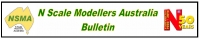 N Scale Modellers Aust. Bulletin + N Scale Modeller now available
