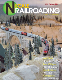 N Scale Railroading Magazine issue 129