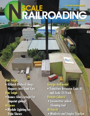 N Scale Railroading Magazine issue 124