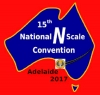 15th N Scale Convention - #6 Newsletter