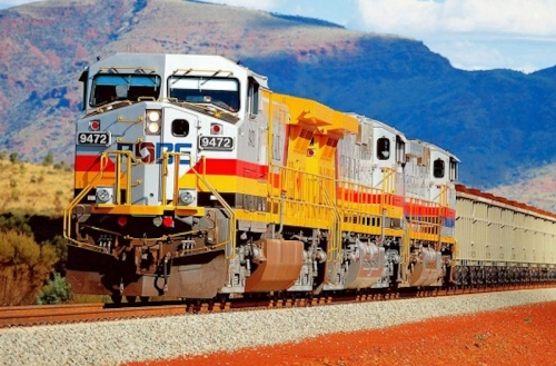 Rio Tinto runs 34 Robot Trains a Day