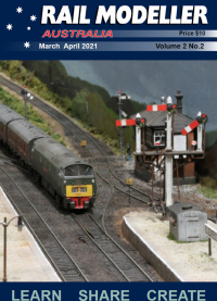 March/April Issue of Rail Modeller Australia is now Available